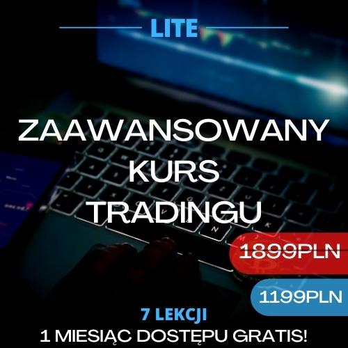 zaawansowany kurs tradingu lite