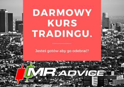 Łap DARMOWY kurs Tradingu! 🤙